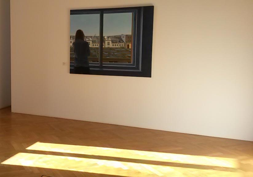 Komentovaná prohlídka výstavy sIvanou Lomovou