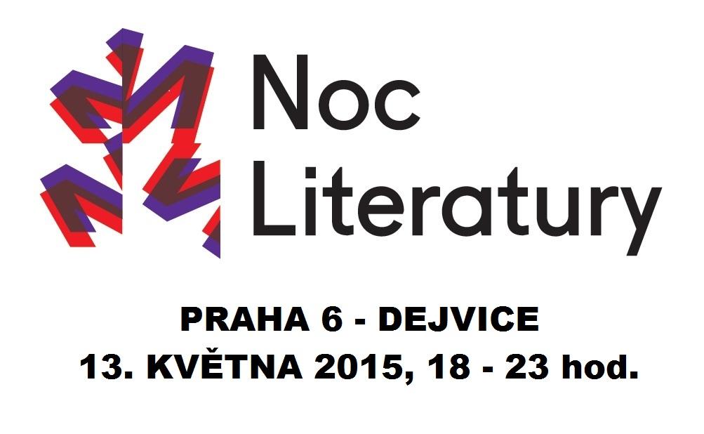 NOC LITERATURY  ve Villa Pellé