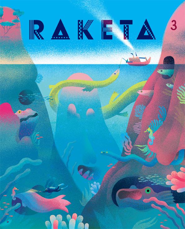 Jak se dělá časopis RAKETA?  středa, 20.5.od 17:00