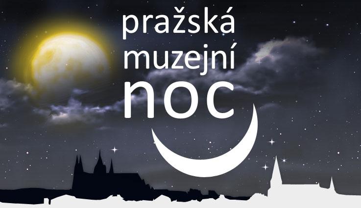 Pražská muzejní noc ivPellé – 13.6.od 19:00 do 1:00