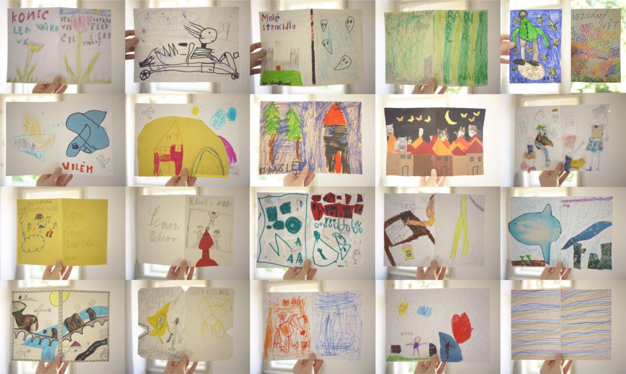 DERNIÉRA MĚSTOSVĚTA  avyhlášení vítězů soutěže onejkrásnější obálku knížky
