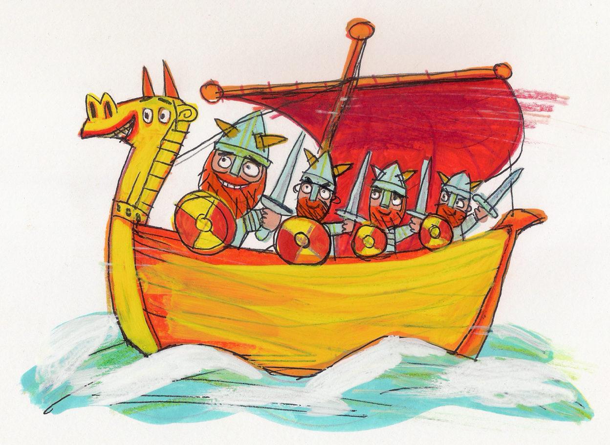 Festival Podzimní hrátky vříši draků abájných Vikingů letos již popáté – 20.září od 13 hodin