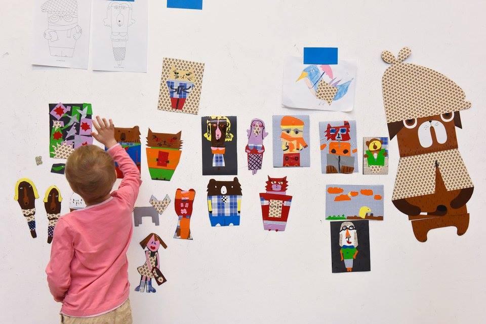 PŘITAŽLIVÉ FIGURKY – workshop pro děti sVendulou Chalánkovou