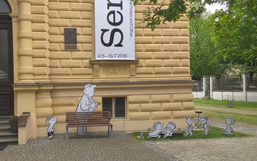 NEW OPENING HOURS FOR THE EXHIBITION SEMPÉ – LITTLE NICHOLAS AND OTHER …