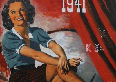 V Památníku nár. písemnictví se zachovala řada originálů v archivu J.R.Vilímka – úplně poprvé vystavená obálka Vilímkova humoristického kalendáře