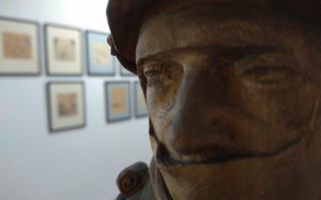 Generál Pellé ačeští umělci ve Velké válce