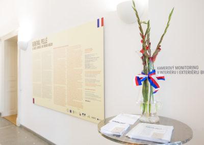 Generál Pellé a čeští umělci ve Velké válce