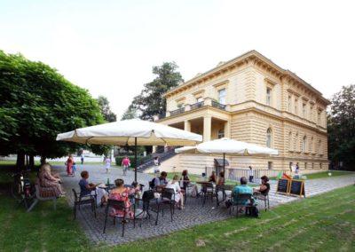 Kavárna Villa Pellé