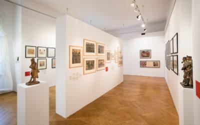 V pátek 26.10.bude zprovozních důvodů uzavřena výstava Generál Pellé ačeští umělci ve Velké válce