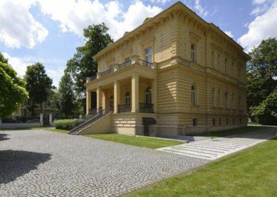Villa Pellé exterier
