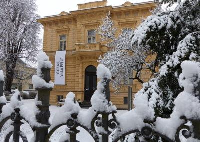 Villa Pellé zima