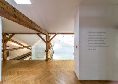Azajtókzáródnak INSTALACE - © Galerie Villa Pellé 2019, foto Tomáš Rubín - 19