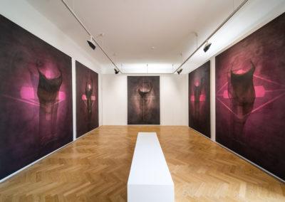 Azajtókzáródnak INSTALACE - © Galerie Villa Pellé 2019, foto Tomáš Rubín - 22