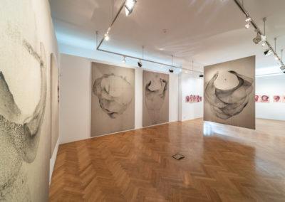 Azajtókzáródnak INSTALACE - © Galerie Villa Pellé 2019, foto Tomáš Rubín - 26