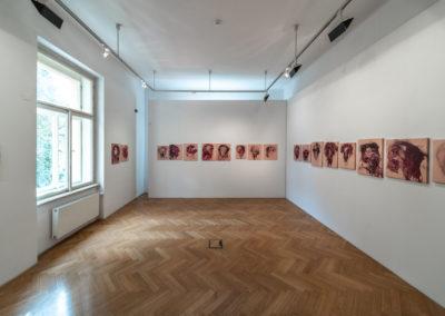 Azajtókzáródnak INSTALACE - © Galerie Villa Pellé 2019, foto Tomáš Rubín - 27