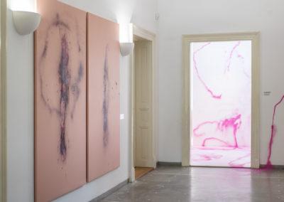 Azajtókzáródnak INSTALACE - © Galerie Villa Pellé 2019, foto Tomáš Rubín - 28