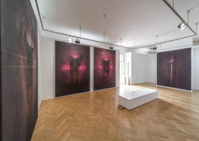 Azajtókzáródnak INSTALACE - © Galerie Villa Pellé 2019, foto Tomáš Rubín - 40