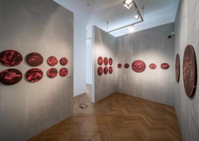 Azajtókzáródnak INSTALACE - © Galerie Villa Pellé 2019, foto Tomáš Rubín - 43