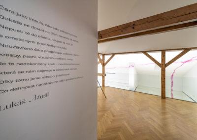 Azajtókzáródnak INSTALACE - © Galerie Villa Pellé 2019, foto Tomáš Rubín - 7