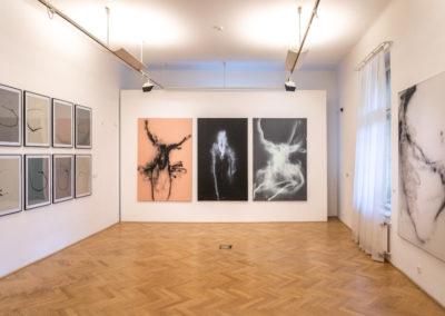 Azajtókzáródnak INSTALACE - © Galerie Villa Pellé 2019, foto Tomáš Rubín - 71