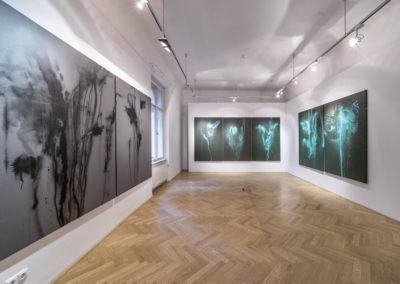 Azajtókzáródnak INSTALACE - © Galerie Villa Pellé 2019, foto Tomáš Rubín - 74
