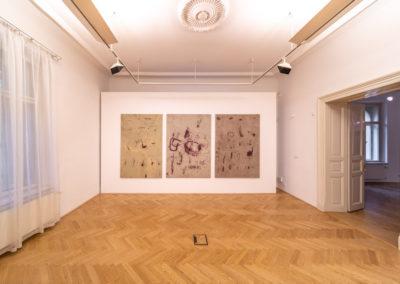 Azajtókzáródnak INSTALACE - © Galerie Villa Pellé 2019, foto Tomáš Rubín - 76
