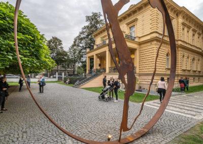 Azajtókzáródnak INSTALACE - © Galerie Villa Pellé 2019, foto Tomáš Rubín - 77
