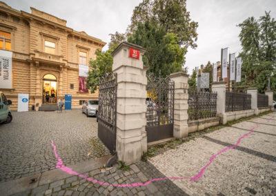 Azajtókzáródnak INSTALACE - © Galerie Villa Pellé 2019, foto Tomáš Rubín - 83