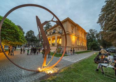 Azajtókzáródnak INSTALACE - © Galerie Villa Pellé 2019, foto Tomáš Rubín - 88