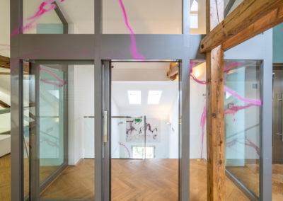 Azajtókzáródnak INSTALACE - © Galerie Villa Pellé 2019, foto Tomáš Rubín - 9