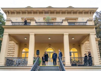 Azajtókzáródnak VERNISÁŽ - © Galerie Villa Pellé 2019, foto Tomáš Rubín - 28