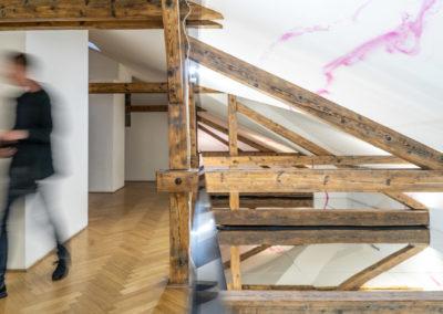 Azajtókzáródnak VERNISÁŽ - © Galerie Villa Pellé 2019, foto Tomáš Rubín - 61
