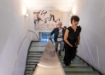Azajtókzáródnak VERNISÁŽ - © Galerie Villa Pellé 2019, foto Tomáš Rubín - 63