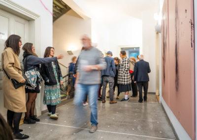 Azajtókzáródnak VERNISÁŽ - © Galerie Villa Pellé 2019, foto Tomáš Rubín - 65