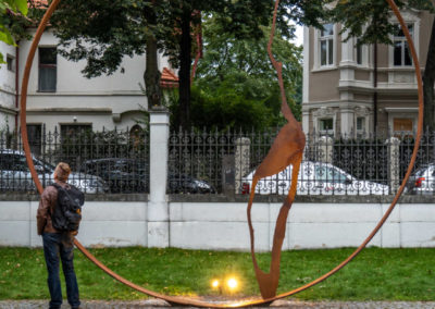 Azajtókzáródnak VERNISÁŽ - © Galerie Villa Pellé 2019, foto Tomáš Rubín - 70