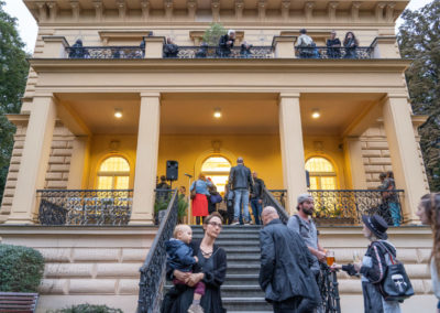 Azajtókzáródnak VERNISÁŽ - © Galerie Villa Pellé 2019, foto Tomáš Rubín - 71