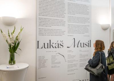 Azajtókzáródnak VERNISÁŽ - © Galerie Villa Pellé 2019, foto Tomáš Rubín - 73