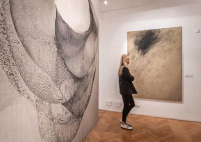 Azajtókzáródnak VERNISÁŽ - © Galerie Villa Pellé 2019, foto Tomáš Rubín - 80