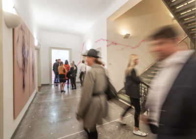 Azajtókzáródnak VERNISÁŽ - © Galerie Villa Pellé 2019, foto Tomáš Rubín - 84