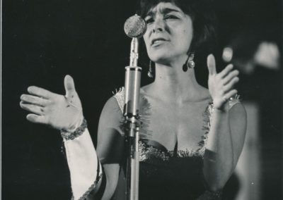 © L. Sitenský, Hana Hegerova, 1962