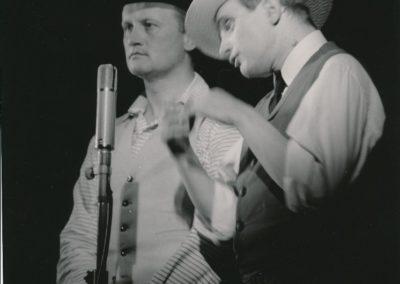 © L. Sitenský, Jiří Šlitr a Jiří Suchý, 1962