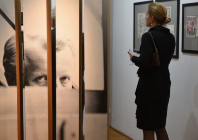 2019 Galerie Villa Pellé ©, Šlitr Šlitr Šlitr - vernisáž, foto: Jakub Joachim 98