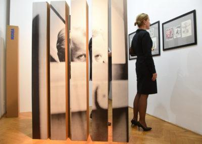 2019 Galerie Villa Pellé ©, Šlitr Šlitr Šlitr - vernisáž, foto: Jakub Joachim 99