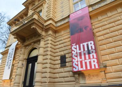 2019 Galerie Villa Pellé ©, Šlitr Šlitr Šlitr - výstava, foto: Jakub Joachim 5