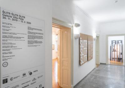 Šlitr Šlitr Šlitr, © Galerie Villa Pellé 2019, foto: Tomáš Rubín_&_Eva Malúšová_34