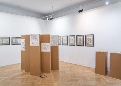 Šlitr Šlitr Šlitr, © Galerie Villa Pellé 2019, foto: Tomáš Rubín_&_Eva Malúšová_35