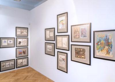 Šlitr Šlitr Šlitr, © Galerie Villa Pellé 2019, foto: Tomáš Rubín_&_Eva Malúšová_59