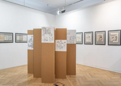 Šlitr Šlitr Šlitr, © Galerie Villa Pellé 2019, foto: Tomáš Rubín_&_Eva Malúšová_66