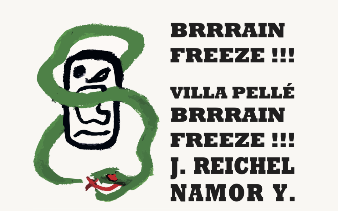 BRRRAIN FREEZE !! Nový Impresionismus – Julius Reichel & NAMOR YNROBYV