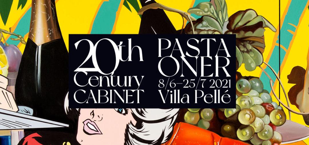 Pasta Oner: 20th Century  Cabinet